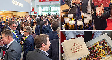 Expo Real Messe Messestand